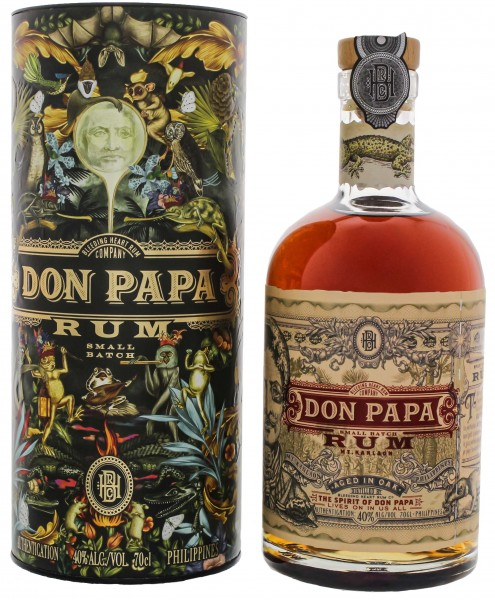 Don Papa Rum Special Edition 0,7L 40%