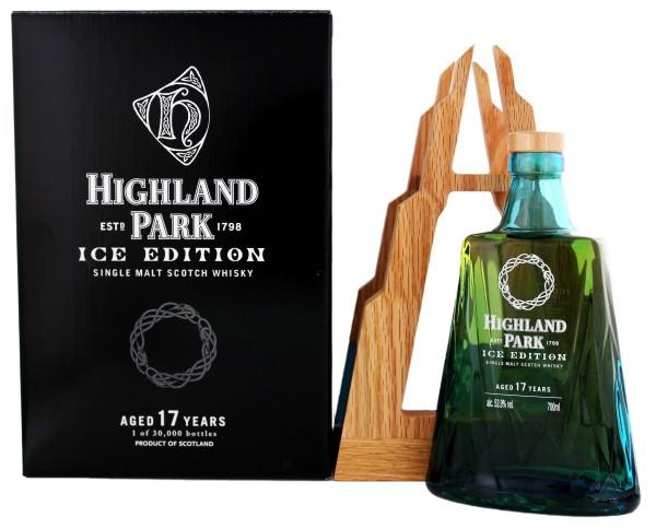 Highland Park Single Malt Whisky 17 Jahre Ice Edition