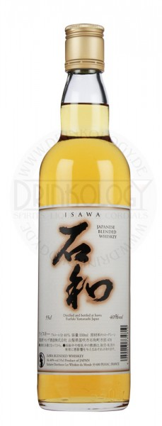 Isawa Japanese Blended Whisky