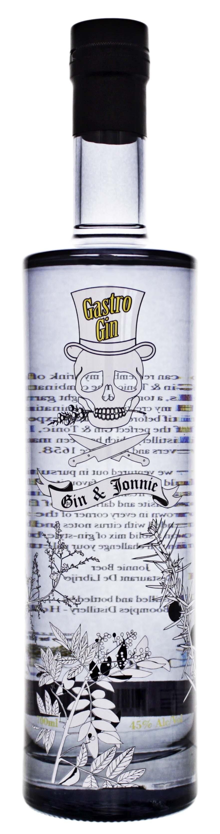 Gin & Jonnie Gastro Gin 0,7L 45%