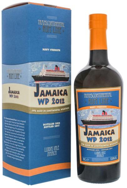 Transcontinental Rum Line Jamaica Rum WP 2012/2017 0,7L 57,18%