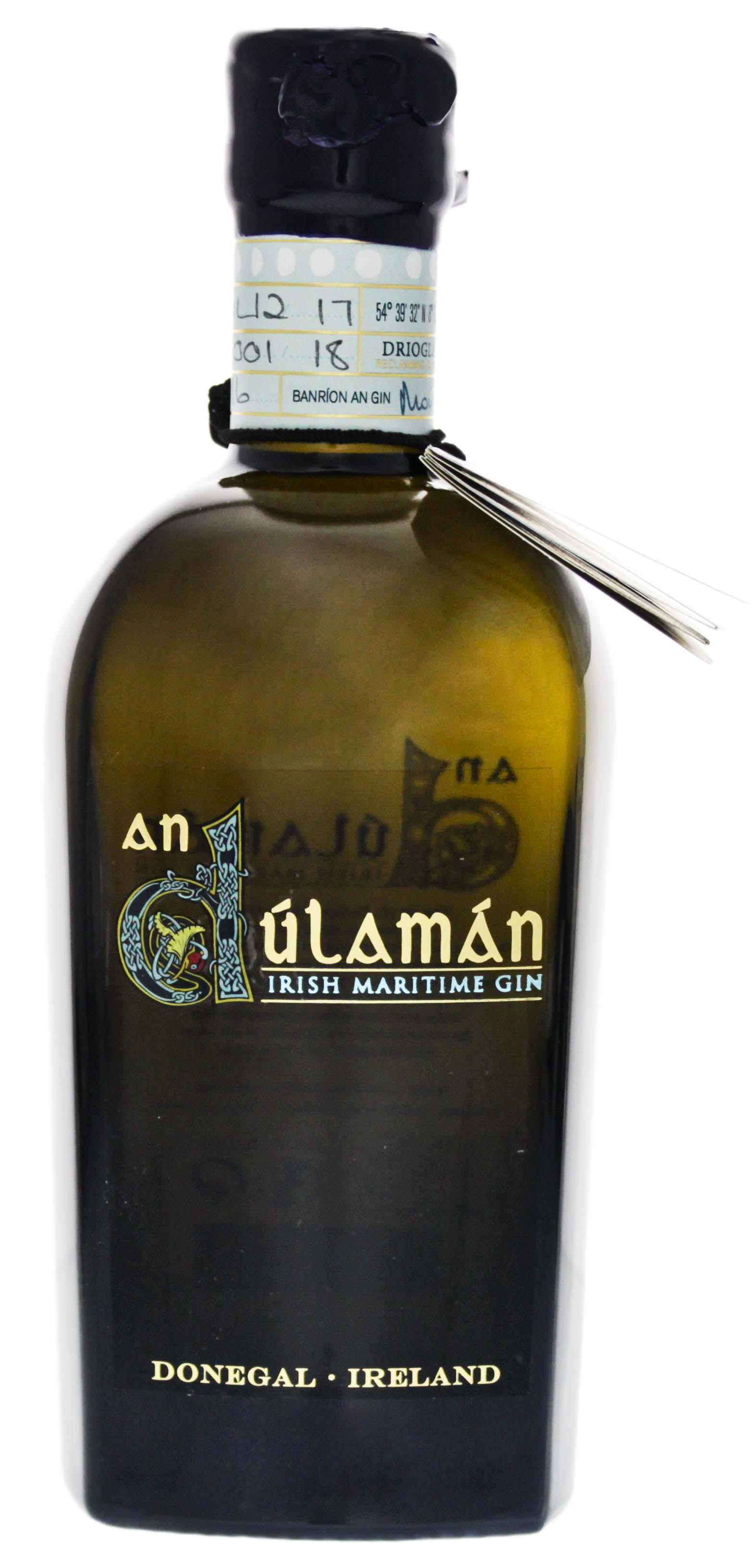 An Dulaman Irish Maritim Gin 0,5L 43,2%