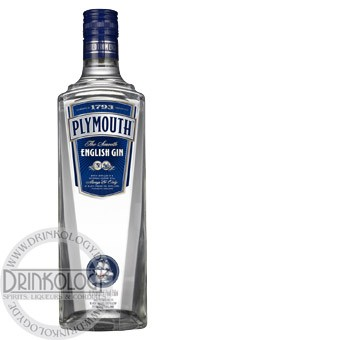 Plymouth Gin 1,0L 41,2%