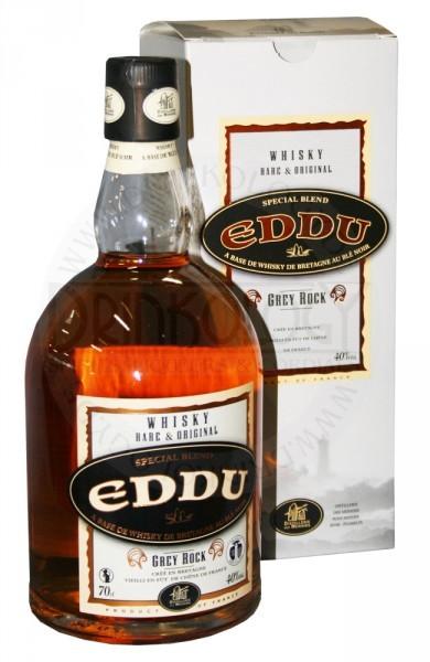 Eddu Grey Rock Blended Whisky 0,7L 40%