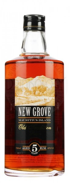 New Grove Old Tradition Rum 5 Years Old