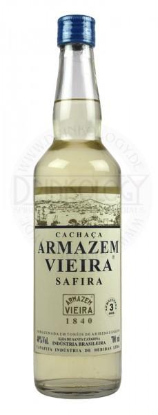 Armazem Vieira Safira Cachaca 0,7L 40%
