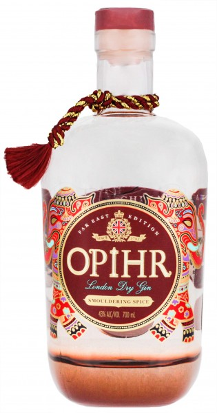 Opihr Far East Edition London Dry Gin 0,7L 43%