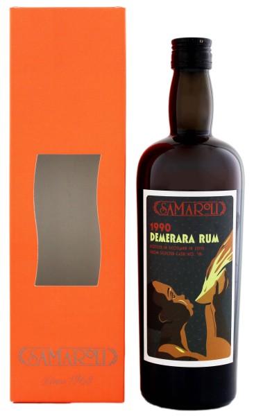 Samaroli Demerara Rum 1990-2015 0,7L 45%