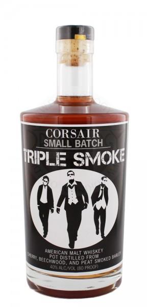 Corsair Triple Smoke Whiskey 0,7L 40%