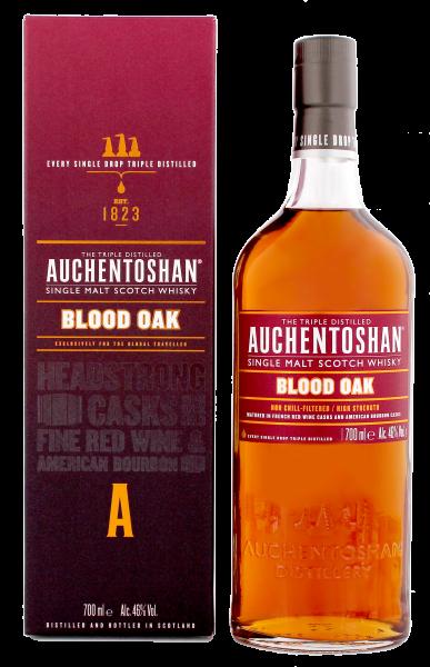 Auchentoshan Single Malt Whisky Blood Oak