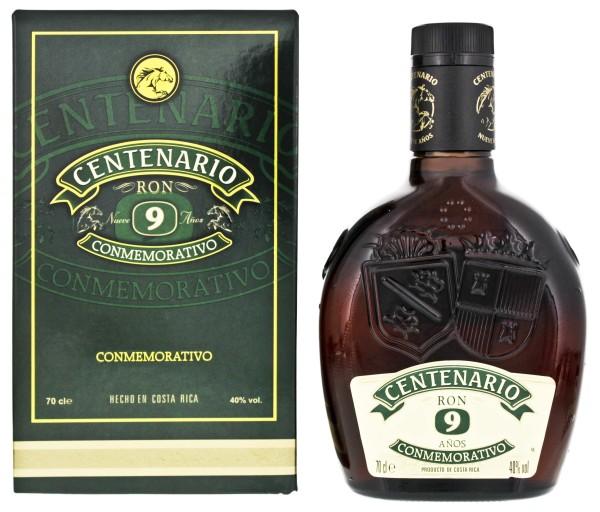 Centenario Rum Conmemorativo Reserva, 0,7 L, 40%