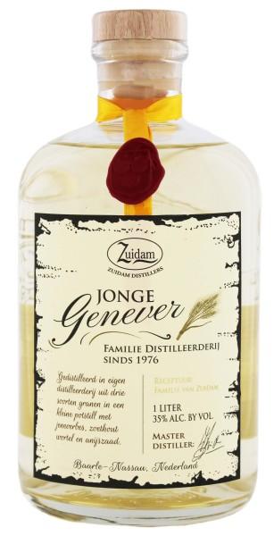 Zuidam Jonge Genever 1,0L 35%