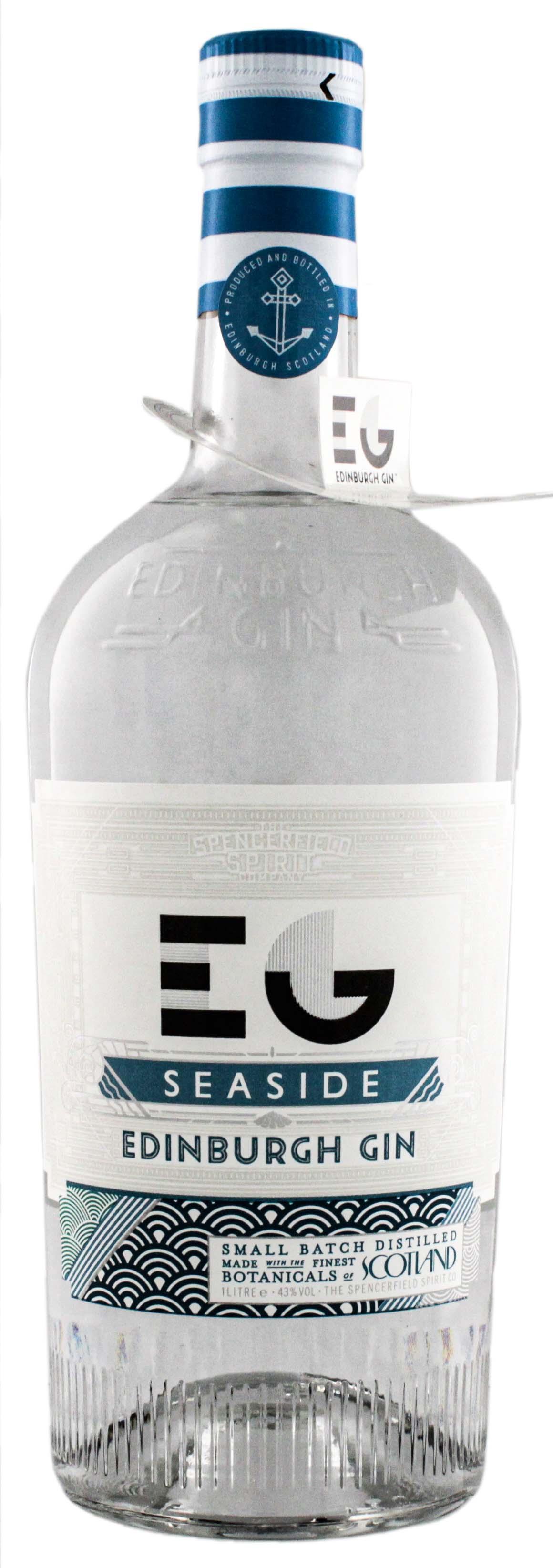 Edinburgh Seaside Gin 1,0L 43%