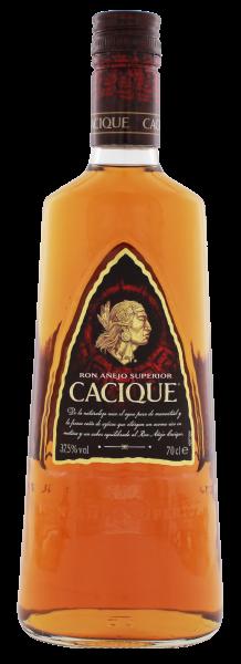 Cacique Rum Anejo, 0,7 L, 37,5%