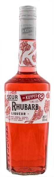 De Kuyper Sour Rhubarb Liqueur, 0,7 L, 15%