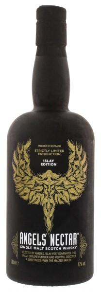 Angels Nectar Single Malt Whisky Islay Edition 0,7L 47%