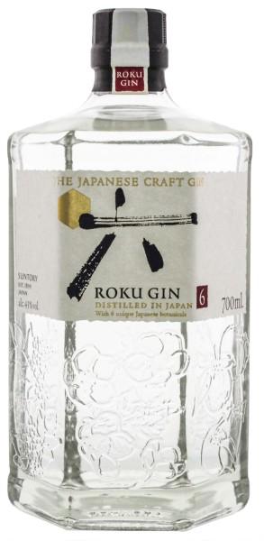 Roku Japanese Craft Gin 0,7L 43%