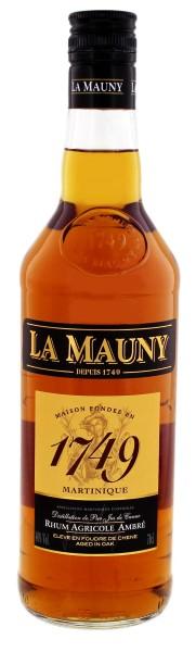 La Mauny 1749 Agricole Ambré 0,7L 40%