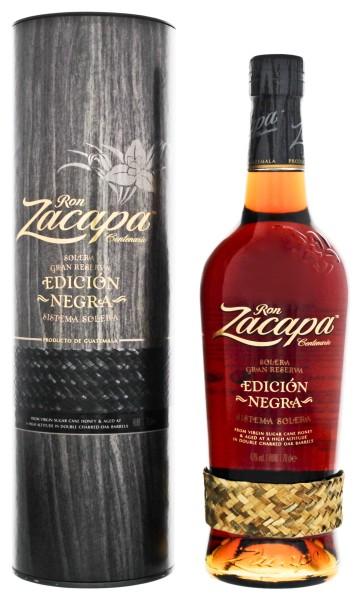 Zacapa Centenario Edition Negra Solera Gran Reserva 0,7L 43%