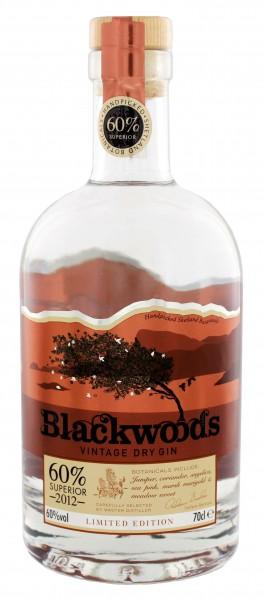 Blackwood`s Vintage Dry Gin
