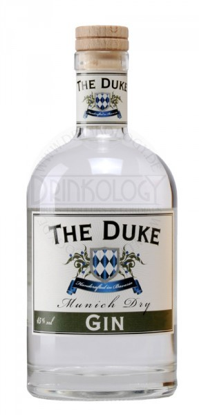 The Duke Munich Dry Gin 0,7L 45% (Bio)