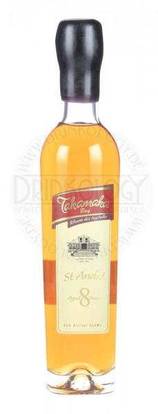 Takamaka Rum St. Andre 8 Years Old 250ml 40%