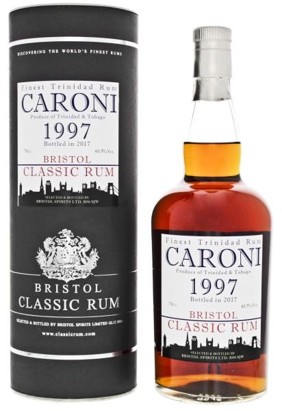 Bristol Caroni Trinidad & Tobago 1997/2017 0,7L 61,5%