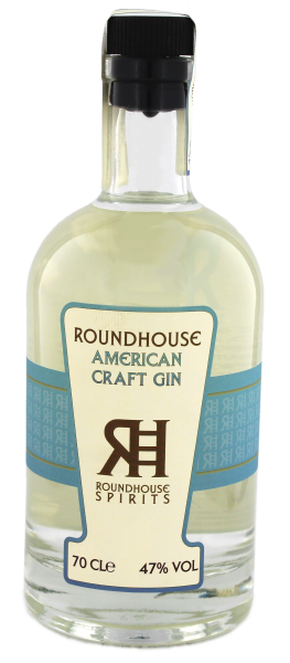 Roundhouse American Craft Gin 0,7L 47%