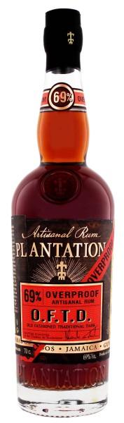 Plantation Rum OFTD Overproof 0,7L 69%