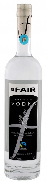 Fair Premium Vodka, 0,7 L, 40%