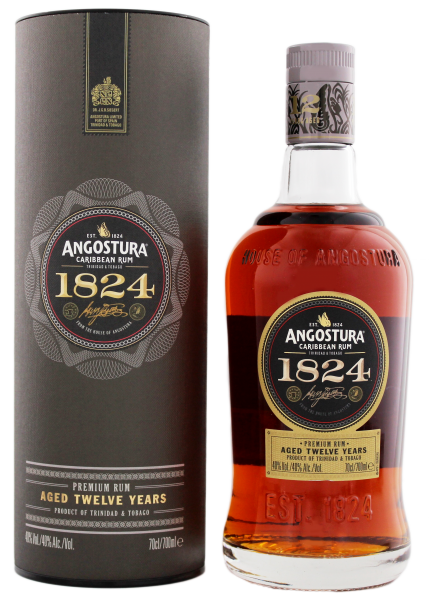 Angostura 1824 Rum 12 Years Old 0,7L 40%