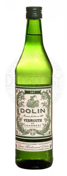 Dolin Vermouth Dry, 0,75 L, 17,5%