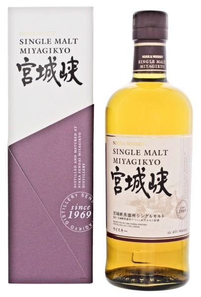 Nikka Miyagikyo Japanese Whisky 0,7L 45%