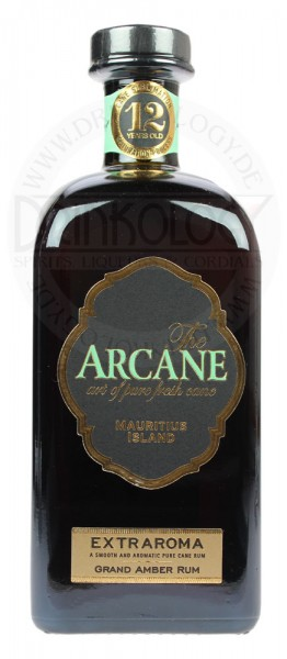 Arcane Rhum Extraromas 12 Years Old