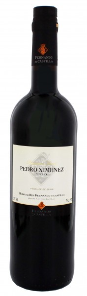 Fernando de Castilla Sherry Pedro Ximenez