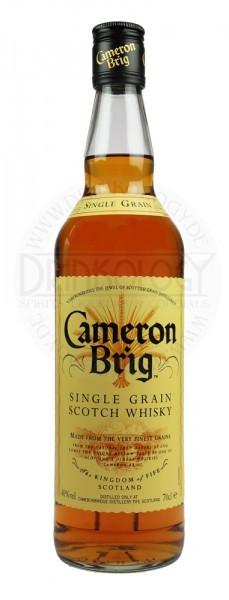 Cameron Brig Single Grain Scotch Whisky