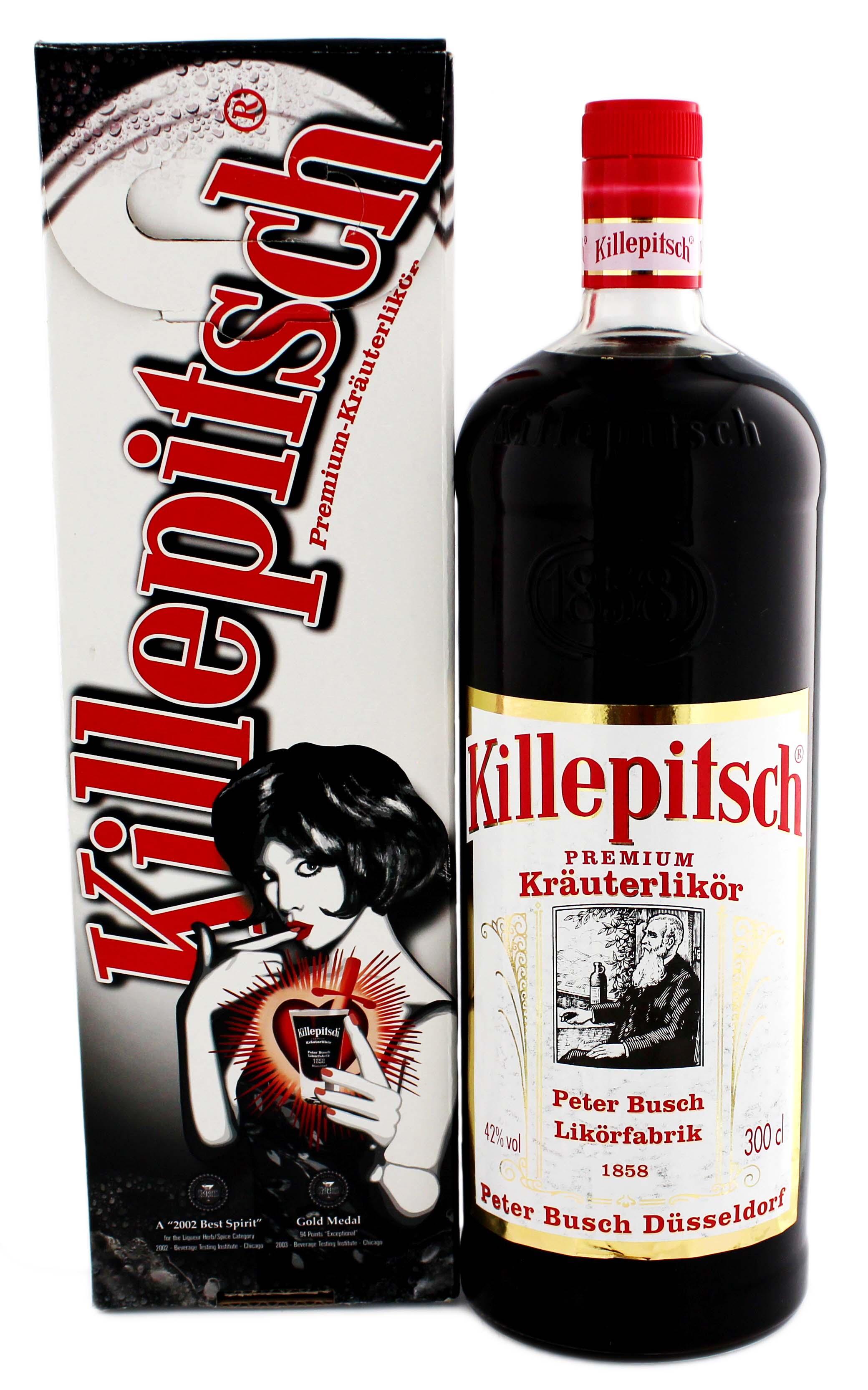 Killepitsch 3 Liter jetzt kaufen im Drinkology Online Shop
