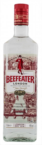 Beefeater London Dry Gin 1,0L 40%