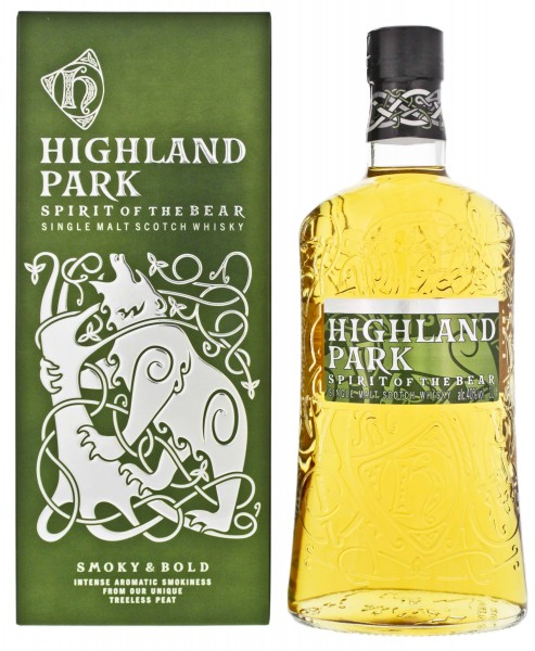Highland Park Single Malt Whisky Spirit of the Bear 1,0L 40%