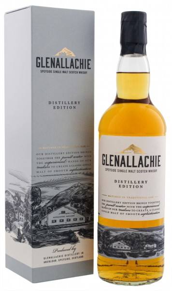 Glenallachie Whisky Distillery Edition 0,7L 40%
