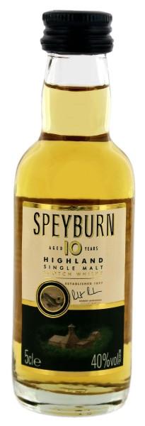 Speyburn 10 Jahre Malt Whisky Miniatures