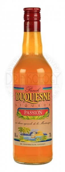 Duquesne Rhum Punch Passion, 0,7 L, 18%