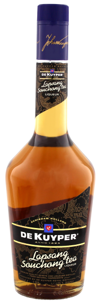 De Kuyper Lapsang Souchong Tea 0,7 L 20%