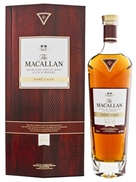 Macallan Single Malt Whisky Rare Cask 0,7L 43%