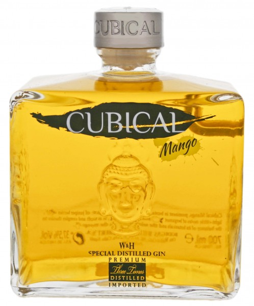 Cubical Gin Special Distilled Mango 0,7L 37,5%
