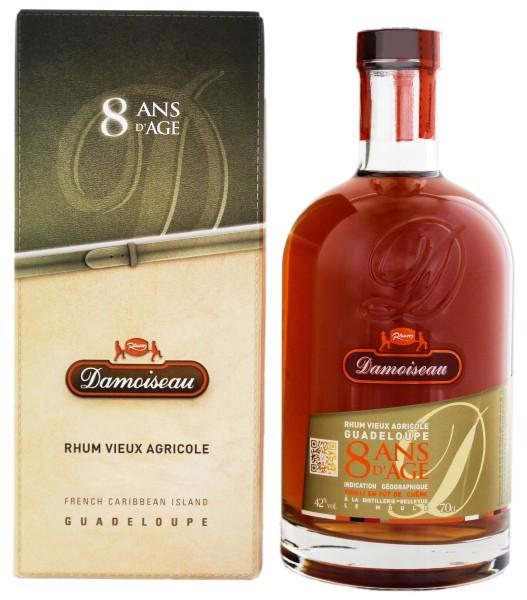 Damoiseau Rhum Vieux 8 Jahre, 0,7 L, 42%