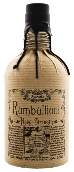 Ableforth's Rumbullion! Navy Strenght 0,7L 57%