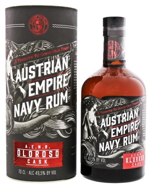 Austrian Empire Navy Rum Reserve Double Cask Oloroso 0,7L 49,5%