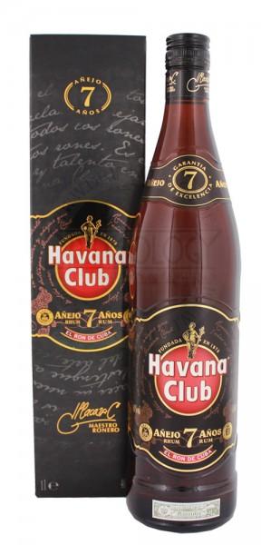 Havana Club Rum Anejo 7 Years