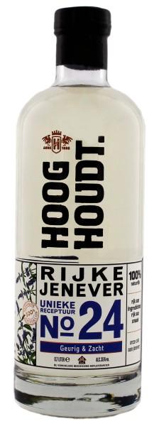 Hooghoudt Rijke Jenever No. 24, 0,7 L, 35%